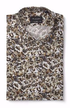 Sand 8801 Modern Fit Skjorte