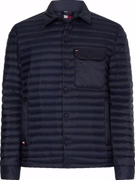 THM Packable Down Overshirt