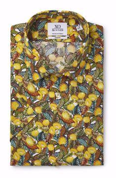 Sand XO 8777 Modern Fit Skjorte