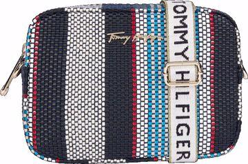 THW Iconic Stripes Camera Bag