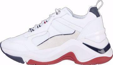 THW Fashion Wedge Sneaker