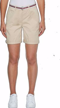 THW Cot/Tencel Chino Shorts