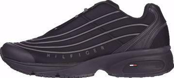 TJM Herit. Mix Reflective Sneaker