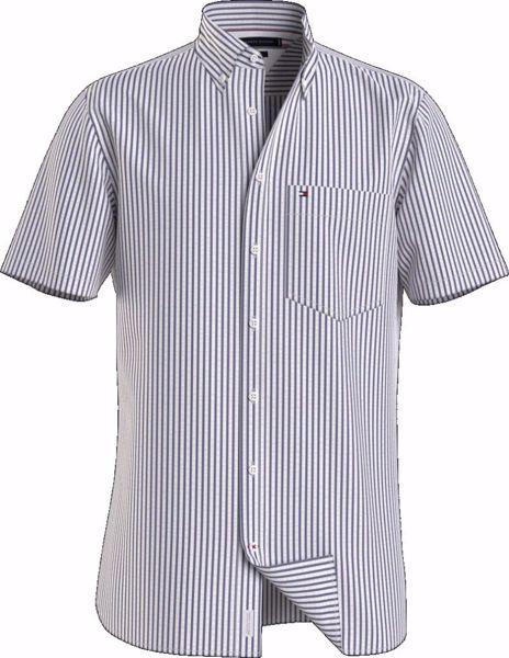 THM Cl.Seers.Stripe S/S Skjorte