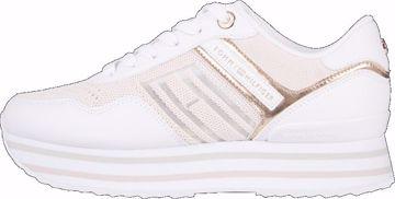 THW Knitted Flatform Sneaker