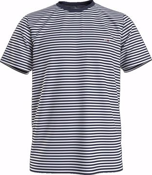 TJM Tommy Cl. Stripe T-Shirt