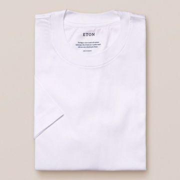 Eton Filo Scozia T-Shirt
