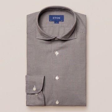 Eton Tencel-S Skjorte